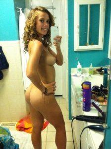 Hot pic femme toute nue du 86